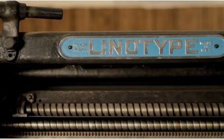 Linotype: The Eighth Wonder of The World