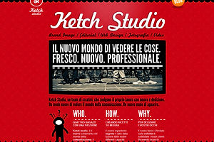Beautiful Site: KetchStudio.com
