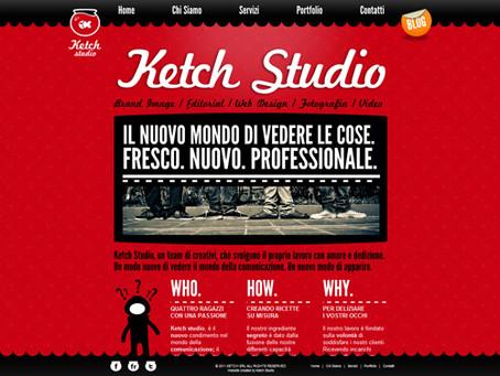 Beautiful Site: KetchStudio.com