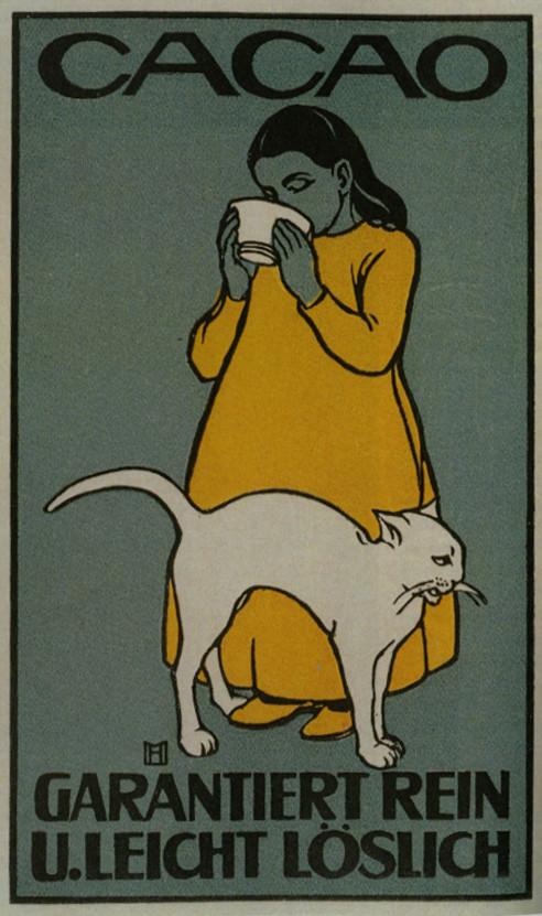 Max Hertwig's poster design