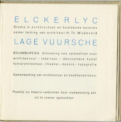 Elckerlyc Program