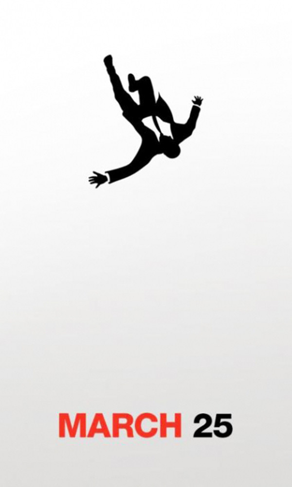 Mad Men falling man