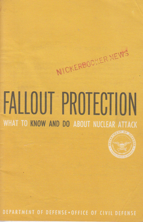 Fallout Protection of brochure