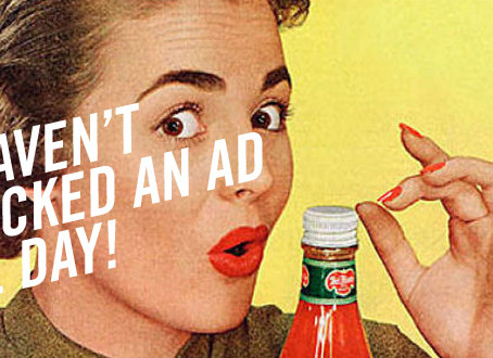 Today's Obsession: Web Advertising is Broken
