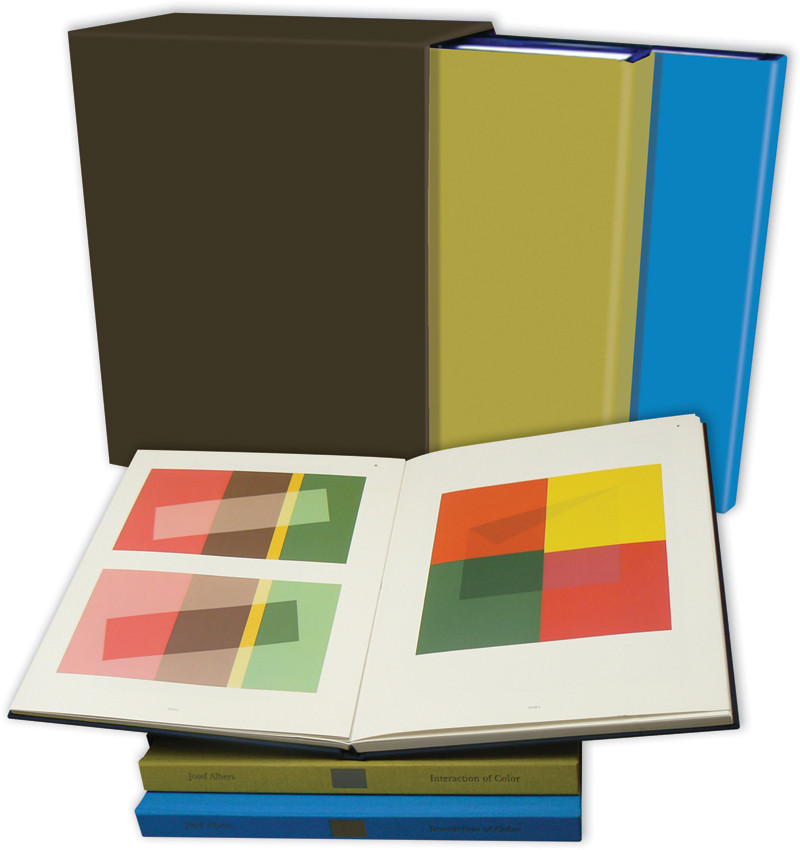 Josef Albers' Interaction of Color