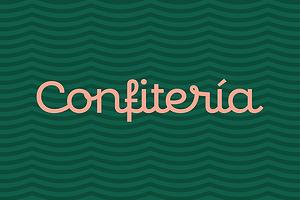 Type Tuesday: Confitería and Dilemma
