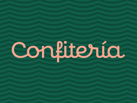 Type Tuesday: Confitería and Dilemma