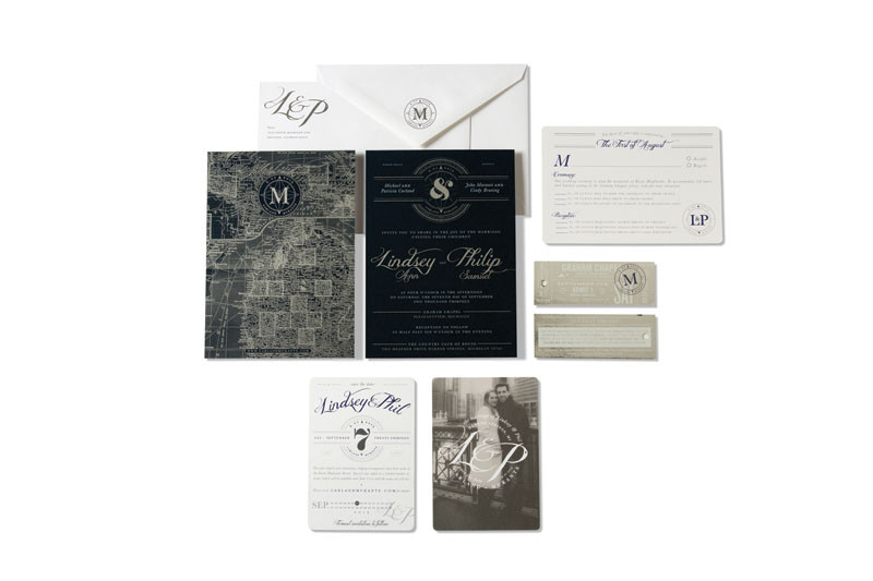 beautiful wedding invitations design