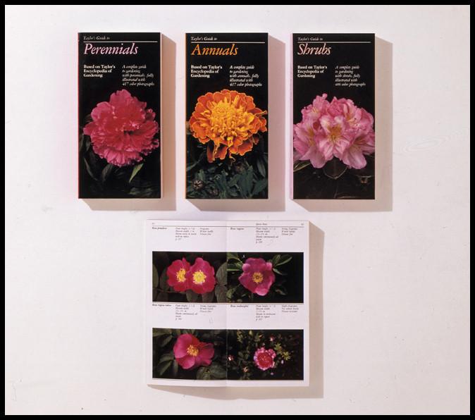 Vignelli - 1986 Taylor's Flower Guide