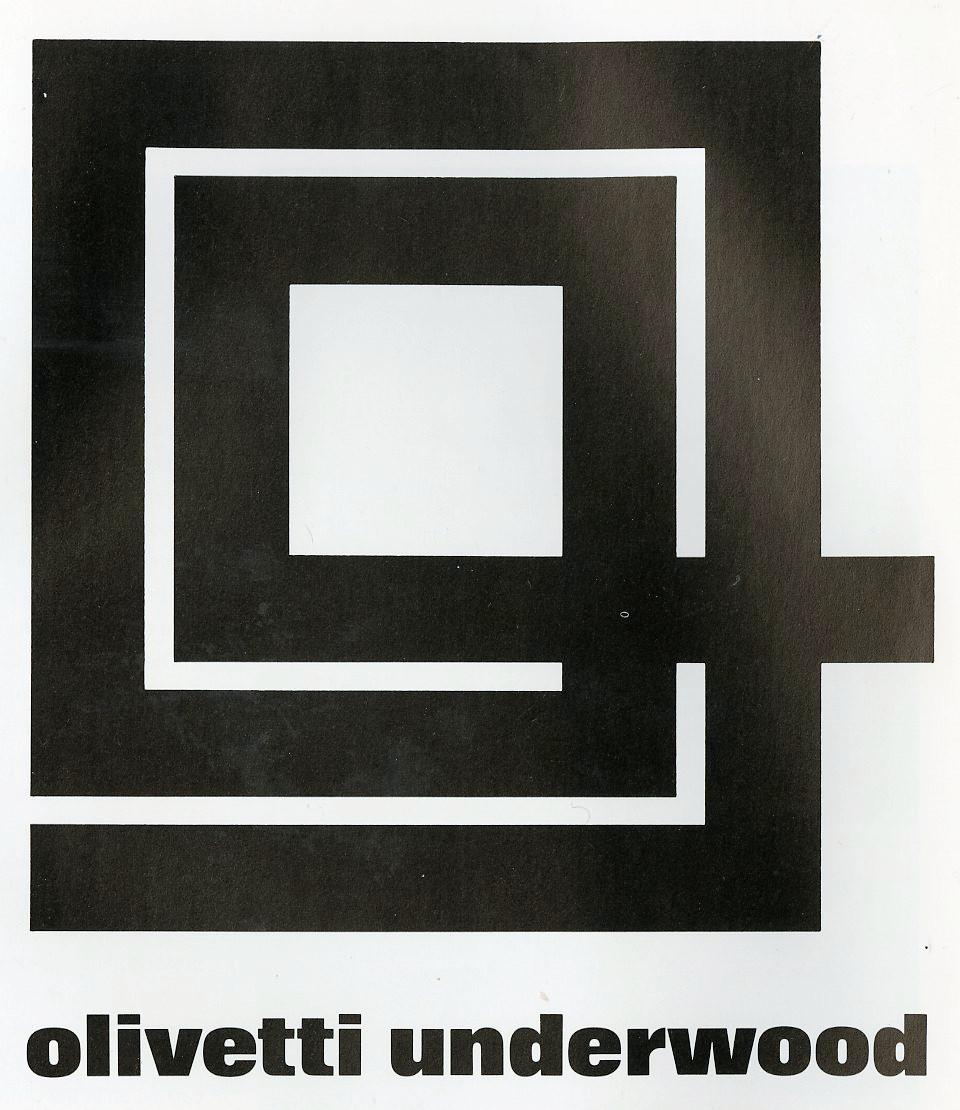 Olivetti underwood logo