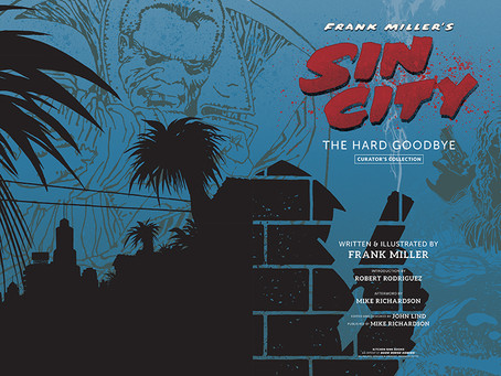How Frank Miller's Sin City Got the Deluxe Treatment