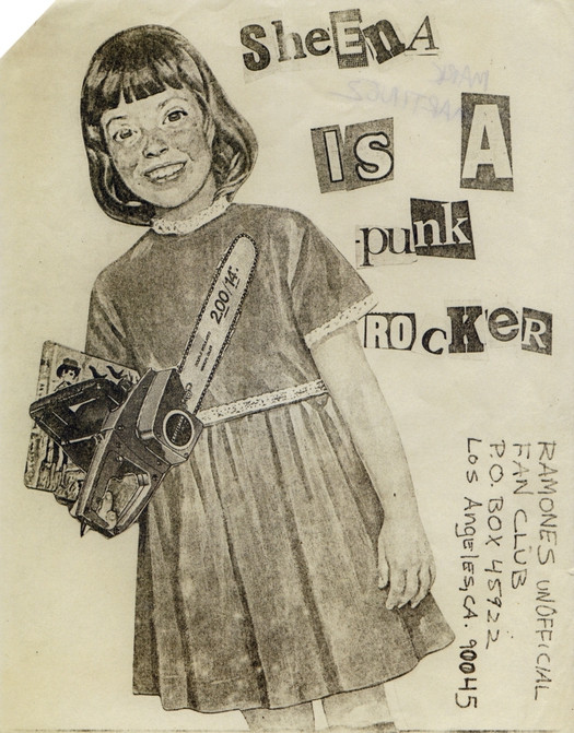 punk aesthetic and design