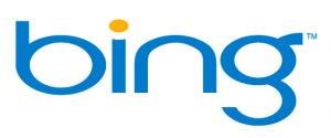 Bing Old Logo Screenshot