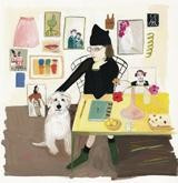 """""""I Wake Up and Walk, First Reading the Obituaries"""": Maira Kalman on Finding Inspiration in Ordinary Things"""