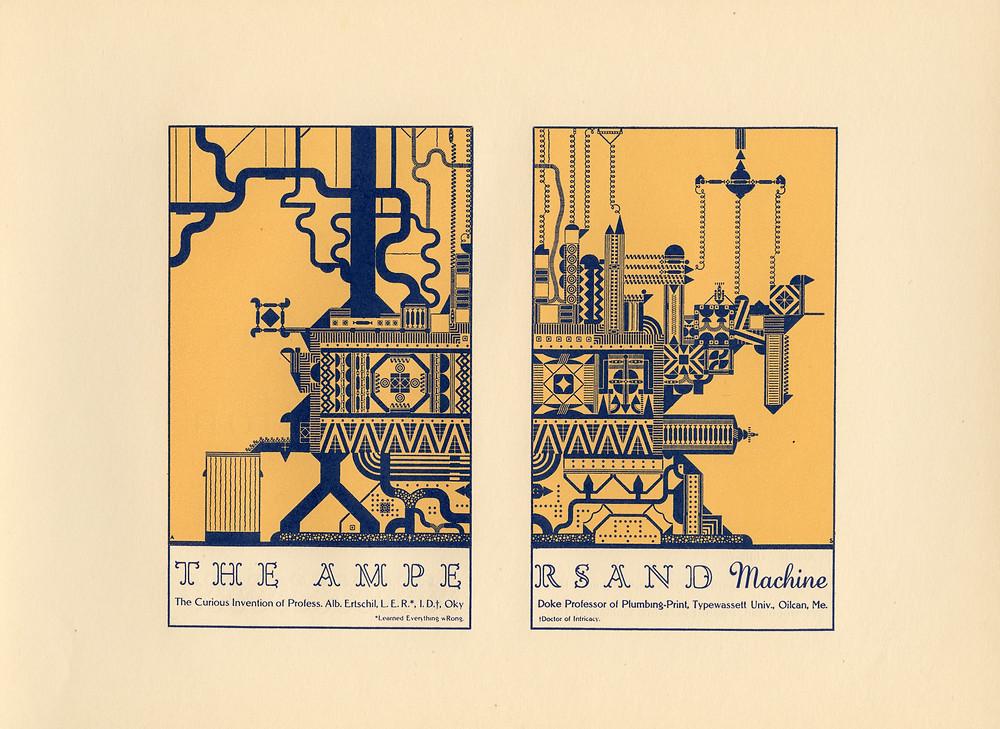 The Ampersand Machine.