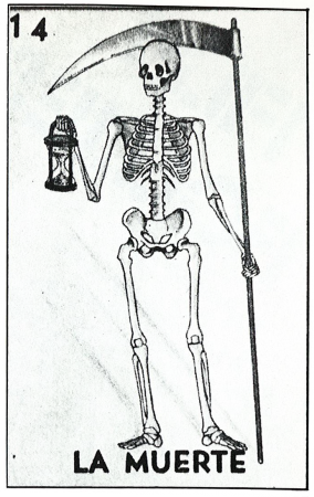 Fig. 16—Death card from children's picture lotto game.
