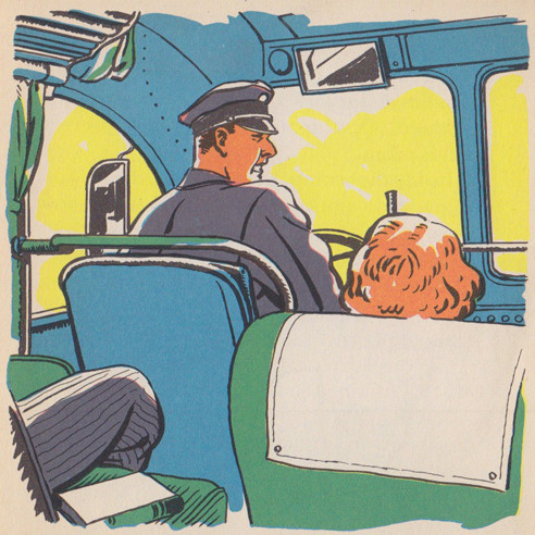 Bus driver 8