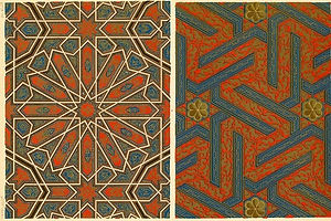 Inspiration: The Geometric Patterns of the Alhambra