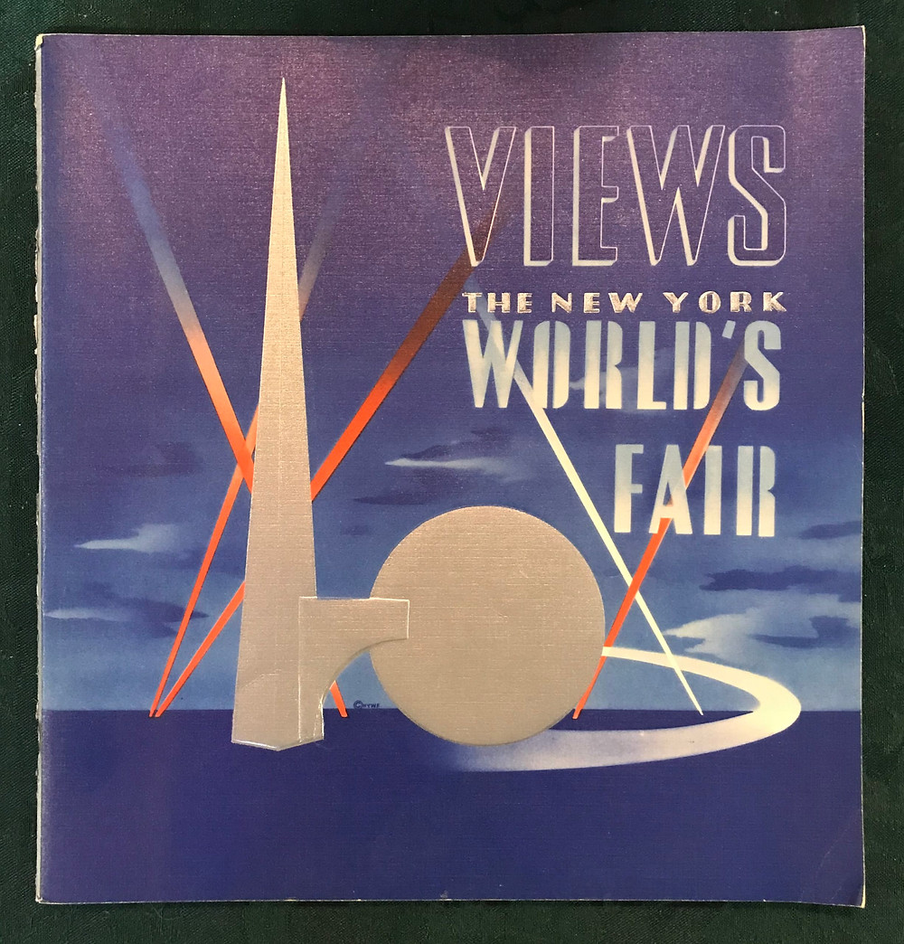Views the new york world's fair