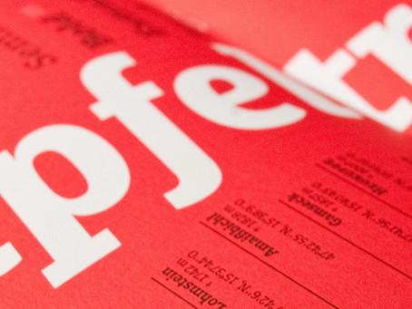 07/17/2014: Muriza typeface