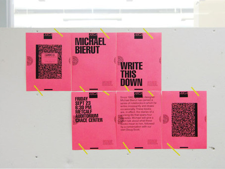 RDA Selects: RISD Grad Students' Low-Budget, Modular Graphic System