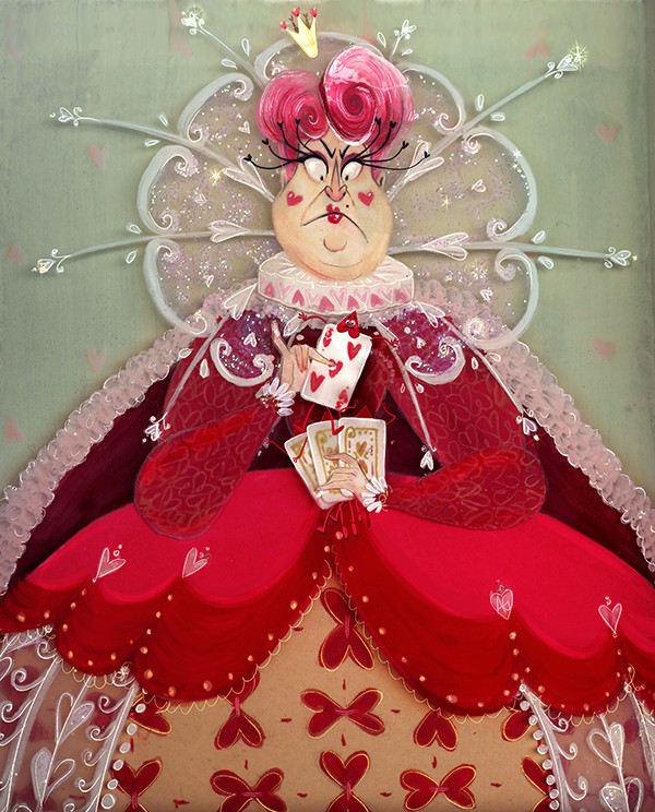 Alishea Gibson: Queen of Hearts