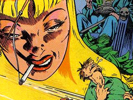 Cover Your Eyes: the Graphic Horrors of 1950s Comics