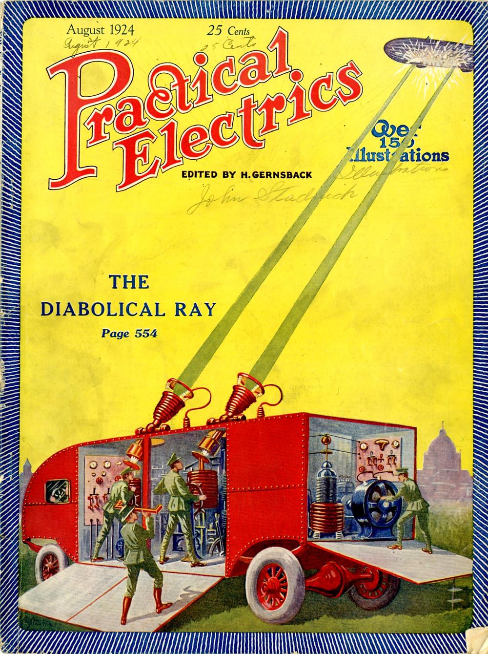 the diabolic ray