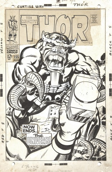 Thor 155 cover