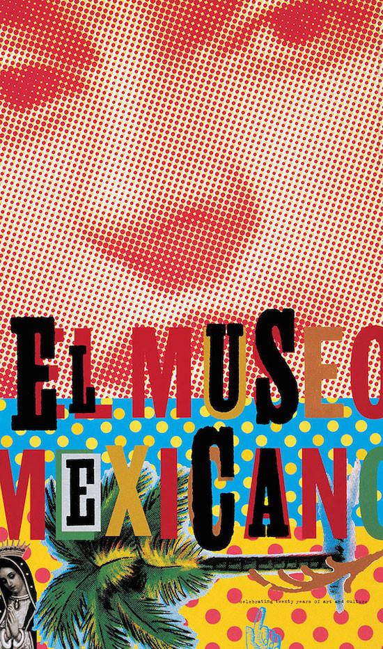 morla_design_mexican museum poster