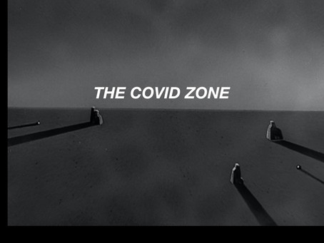 The Daily Heller: The COVID Zone