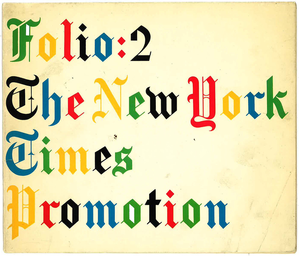 New York Times Promo page