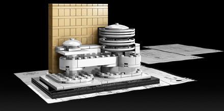 Frank Lego Wright, Architect