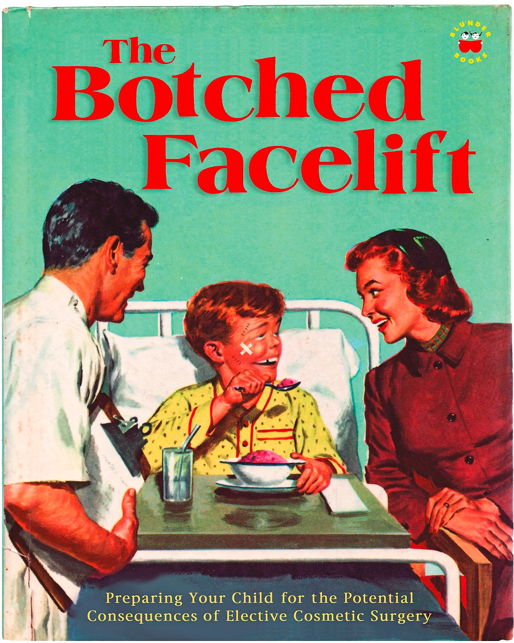 the botched facelift