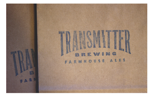 Transmitter Brewing // Jeff Rogers; www.howdyjeff.com: Jeff Rogers (creative director/art director/designer); Transmitter Brewing (client)
