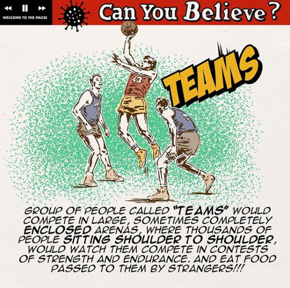 Can you believe? teams