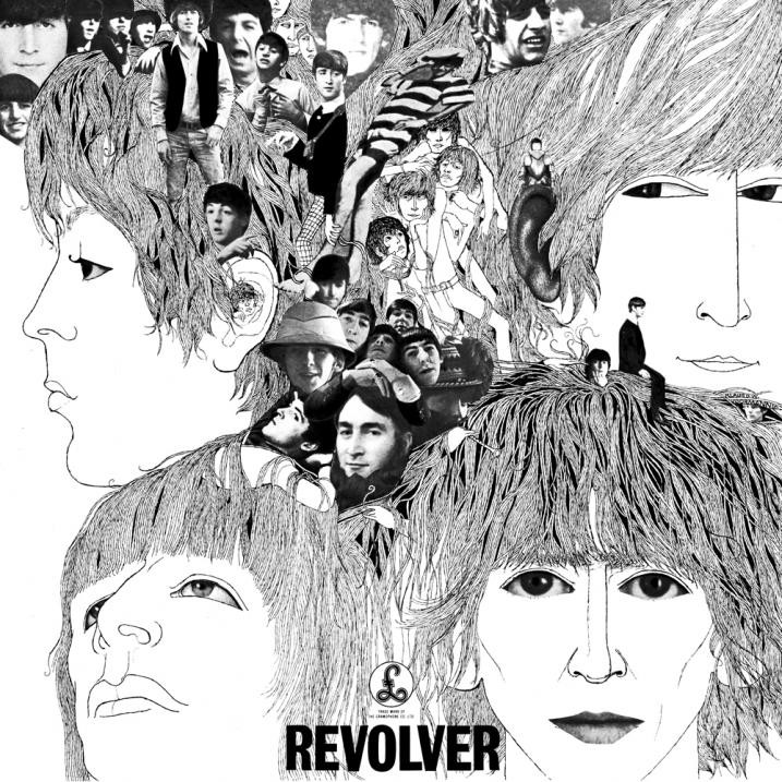 """The Beatles Revolver, """"Everything Is All Right"""""""