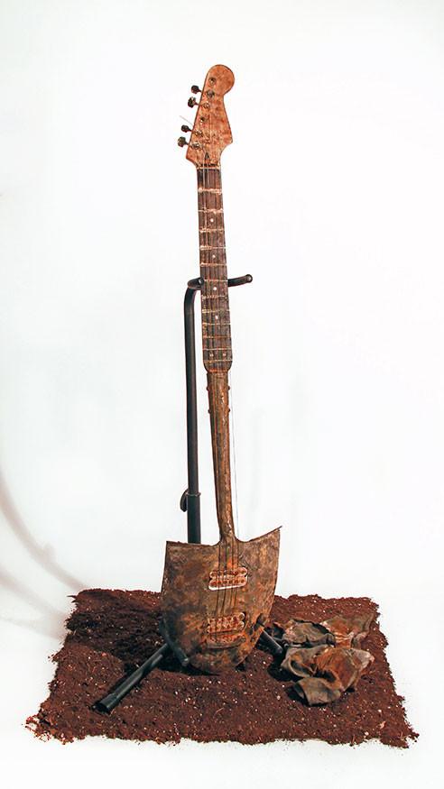 Derek Munn Guitar