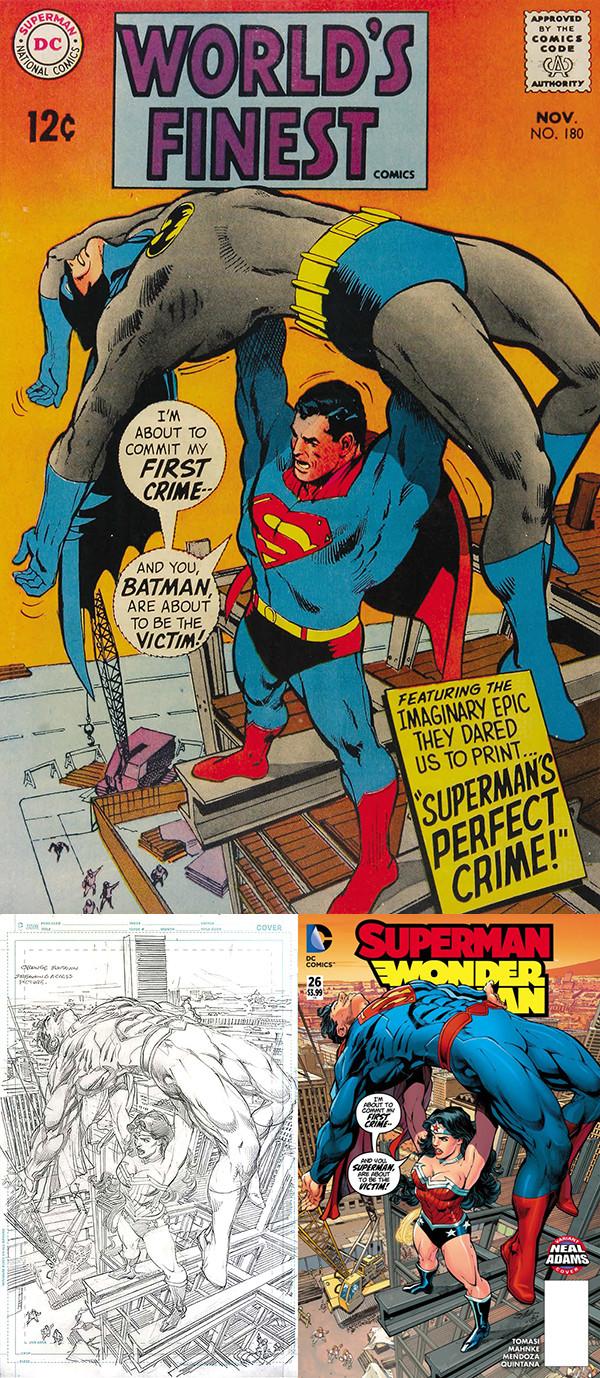 Neal Adams Superman