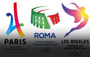 2024 Summer Olympics City Bid Logos: Siegel+Gale Weighs In
