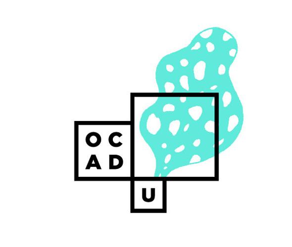 Logo for OCAD U by Paddy Harrington / Bruce Mau Design