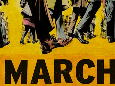 Civil Rights History as Graphic Novel