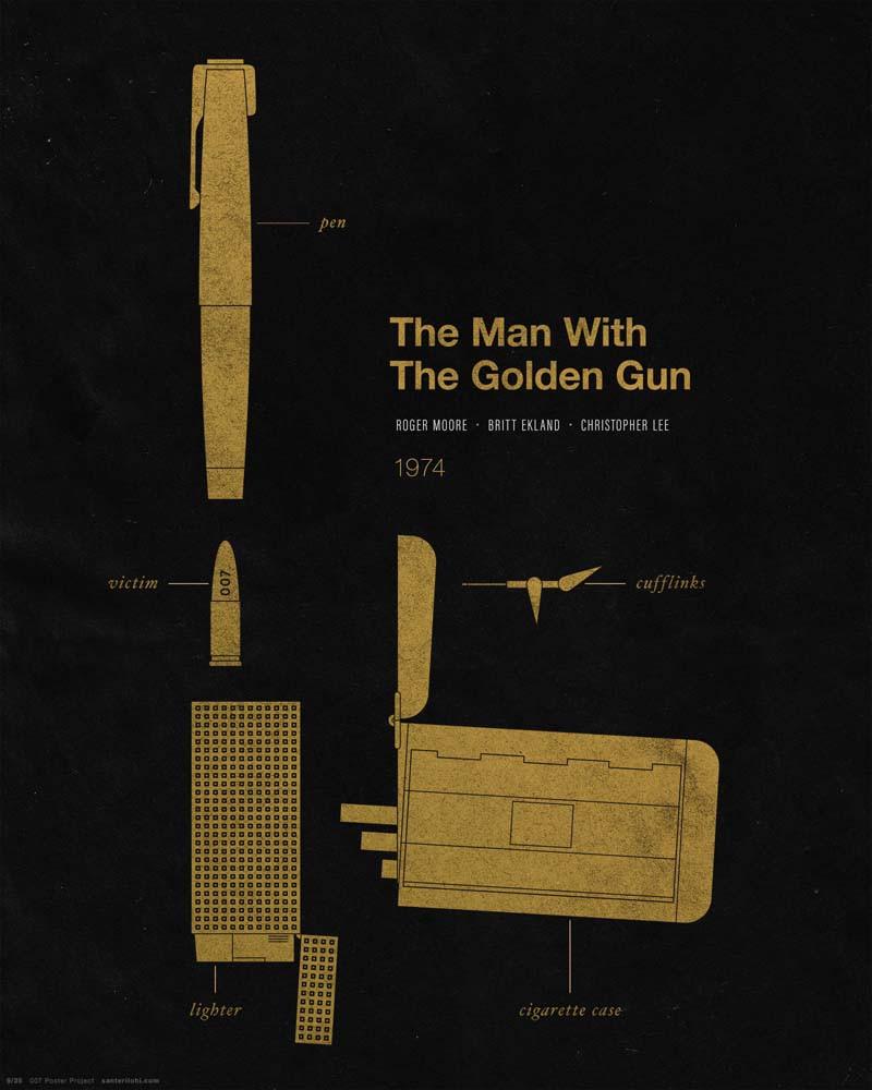 James Bond Posters