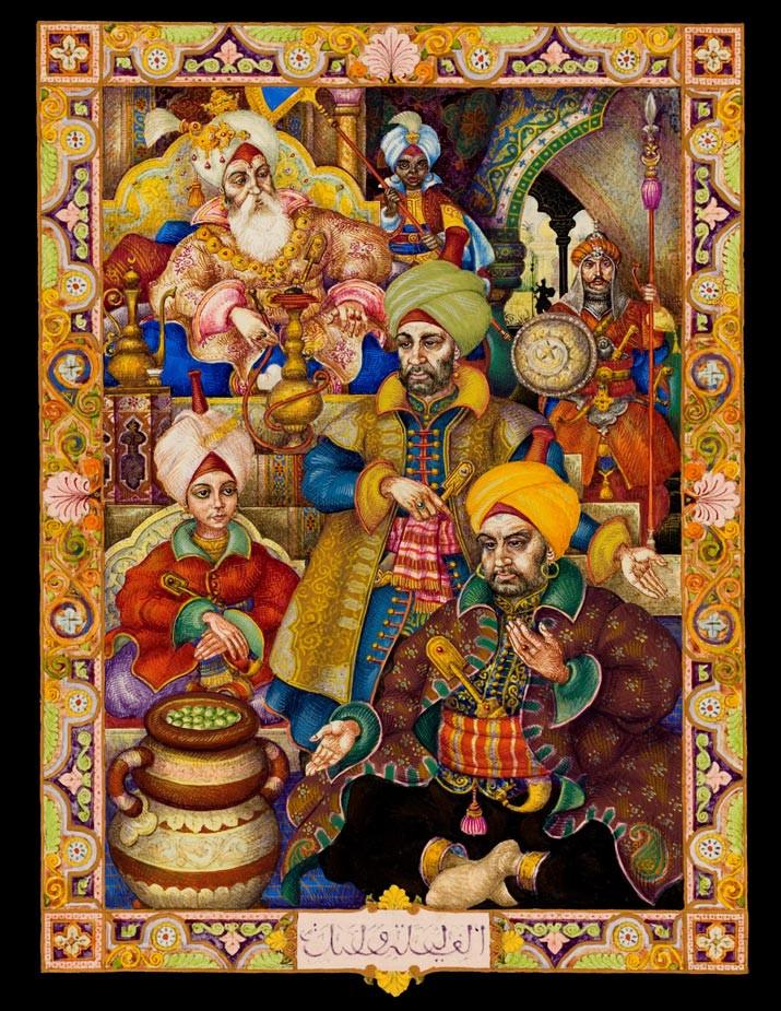 merchant-baghdad-arabian-nights