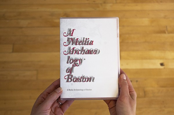 A Media Archaeology of Boston DVD Packaging  by goodgood