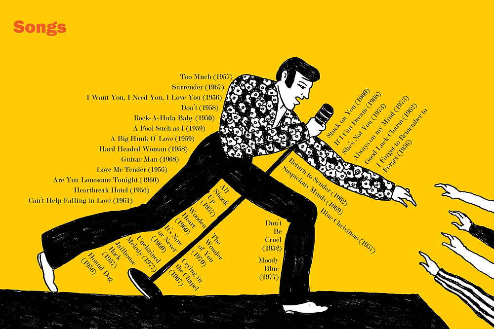 Elvis's songs