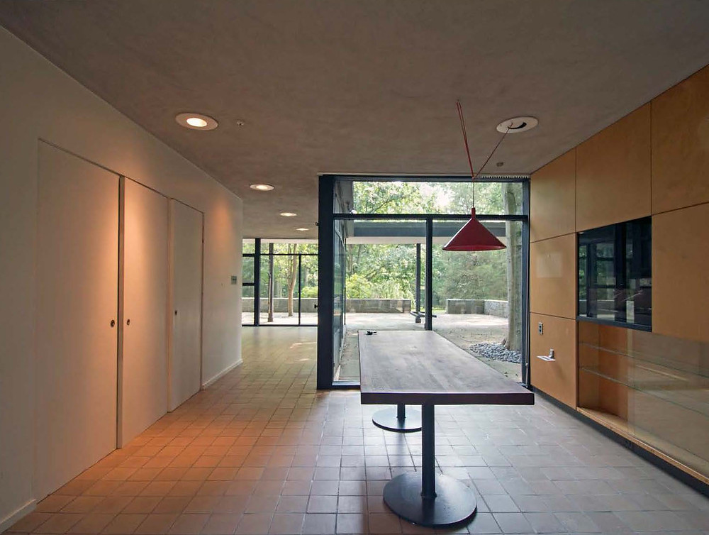 Paul and Marion Rand's renew house interior