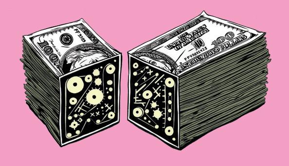 Illustration for Bloomberg View, 2011 (art director: Vance Wellenstein)
