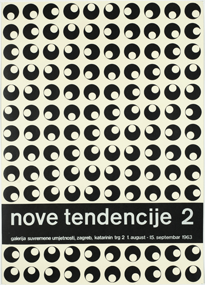 New Tendencies poster