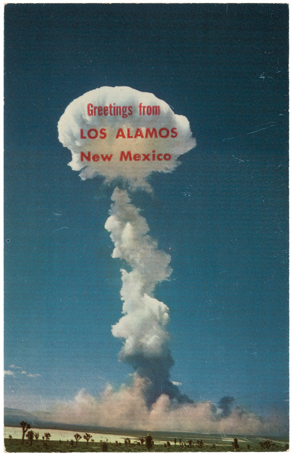 Greetings from Los Alamos